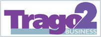 trago 2 business logo
